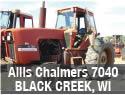 Allis Chalmers 7040 tractor parts