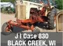 J I Case 830 tractor parts