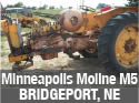 Used Minneapolis Moline M5 tractor parts for sale in Bridgeport Nebraska