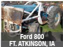 Ford 800 tractor parts