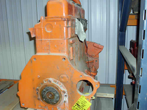 Rebuilt Engine Case Tractor 611b : Case engine used all states ag parts