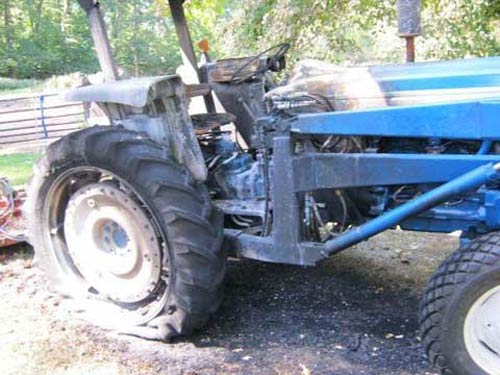 Ford 5000 Diesel Tractor Parts : Ford tractor wiring harness diagram
