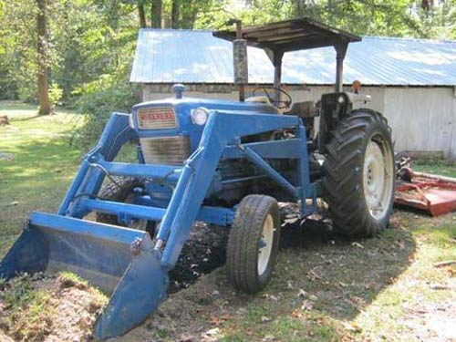 Ford 5000 Diesel Tractor Parts : Ford tractor parts