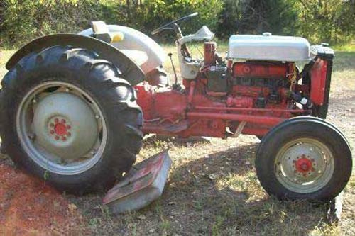 Ford 600 Farm Tractor Parts