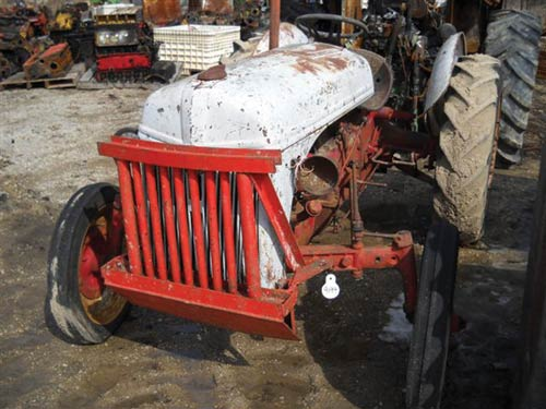 Ford 600 Tractor Serial Number : N ford tractor serial number location free engine