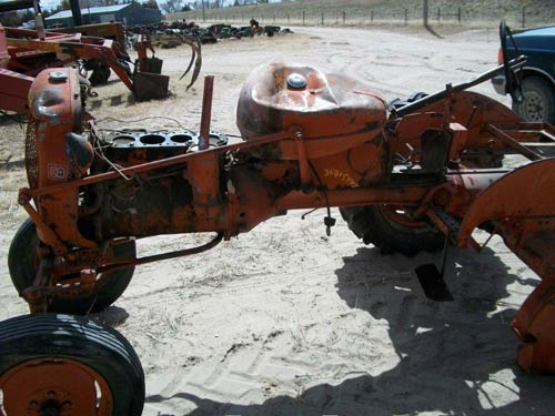 salvaged allis chalmers b tractor for used parts eq 15443 all Allis Chalmers B Wiring allis chalmers b tractor salvaged for used parts this unit is available at all states allis chalmers b wiring