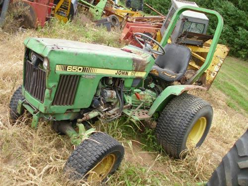 John Deere 650 Tractor Parts Diagram John Free Engine