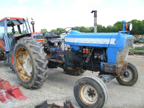 Ford Backhoe Salvage Parts : Salvaged ford equipment available for used parts all