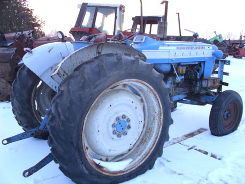 EQ 17838 D salvaged ford 5000 tractor for used parts eq 17838 all states ford 5000 tractor wiring harness at soozxer.org