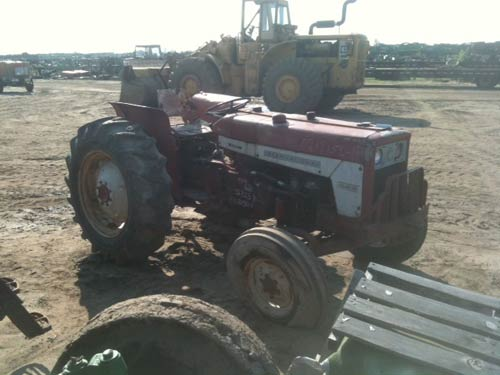 International Harvester 444 Tractor Parts : International harvester pictures to pin on