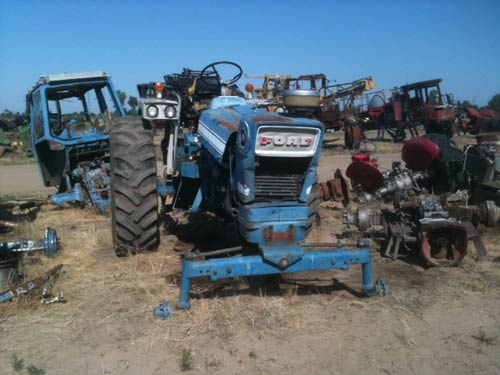 Tractor Salvage Yards : Tractor junkyard bing images