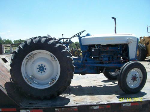 Ford 800 Tractor Parts : Ford tractor engines