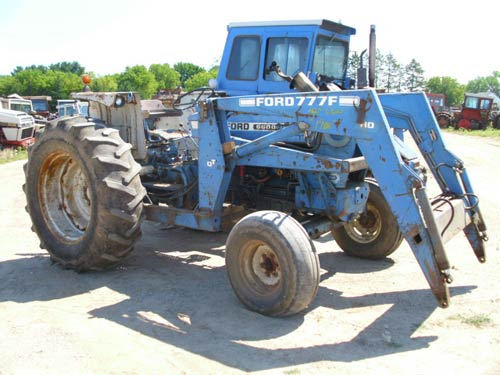 Ford 6600 Parts