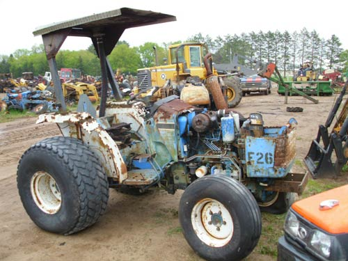 Ford 1910 Tractor Parts Breakdown : Ford tractor parts diagram model auto