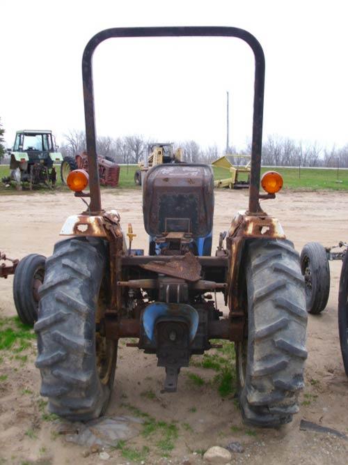 ford tractor repair manual free download