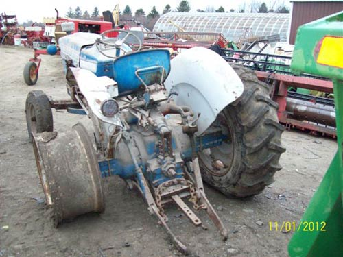 EQ 19493 D salvaged ford 5000 tractor for used parts eq 19493 all states ford 5000 tractor wiring harness at soozxer.org