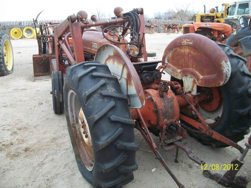Ford 900 Tractor Parts : Ford tractor parts diagram auto catalog