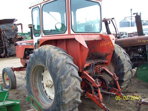 Used Allis Chalmers 190 Tractor Parts Eq 20182 All