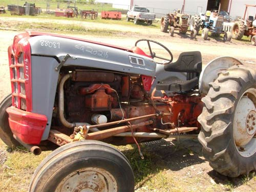 Ford 800 Tractor Parts : Used ford tractor parts eq all states ag