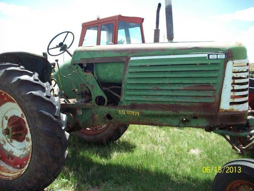 Oliver Tractor Parts Used : Parts used february