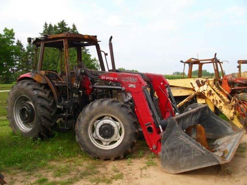 Used Case Backhoe Parts : Case ih tractor parts all states ag used new autos