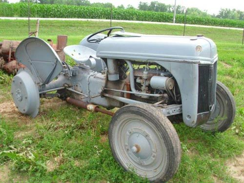 Ford 9n Parts : Ford n parts bing images