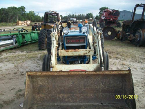 Ford 4000 Diesel Tractor Manual : Roosamaster ford