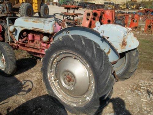 salvaged ford 8n tractor for used parts eq 21109 all. Cars Review. Best American Auto & Cars Review