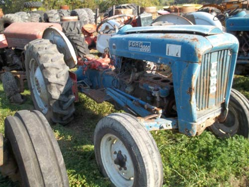 Used Tractor Parts : Used ford tractor parts in iowa