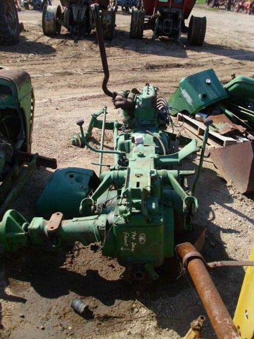 Oliver Tractor Parts Used : Parts used oliver