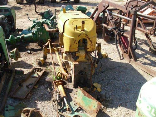 Oliver 550 Pto Clutch Replacement : Oliver tractor engine parts