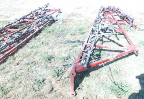 Used Case IH 4420 sprayer parts - alt photo1 EQ-21408