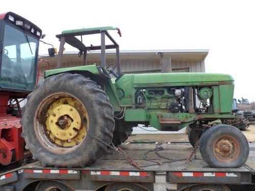 Wonderbaarlijk Parts Online: John Deere Tractor Parts Online NF-21