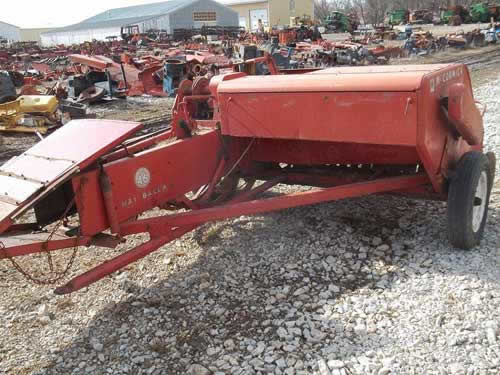 Used International 46 hay equipment parts. Front photo EQ-21602
