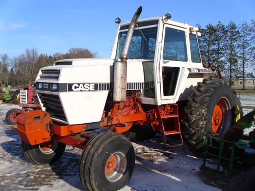 Parts Tractor 2590case : Used j i case tractor parts eq all states