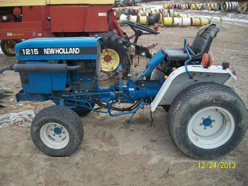 Used Tractor Parts Salvage Yards : Ford tractor salvaged for used parts this unit is