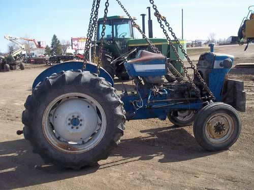 Ford 3000 Tractor Engine Parts : Ford tractor parts bing images