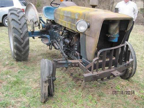 1972 Ford 3000 Tractor Parts : Ford tractor parts bing images
