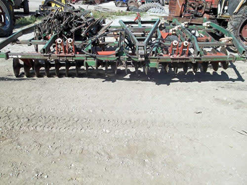 Used GlenCoe 20 tillage parts - rear photo EQ-22215