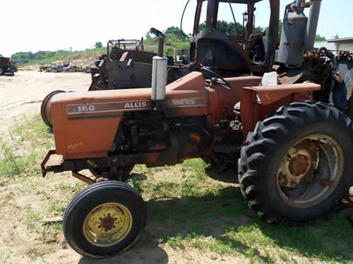 allis chalmers 160 repair service manual