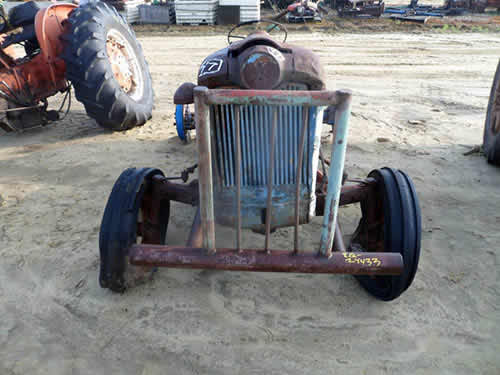 Ford 900 Tractor Parts : Salvaged ford tractor for used parts eq all