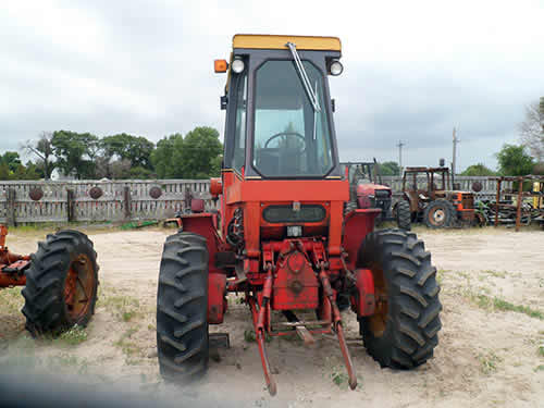 Versatile Tractor Parts : Used versatile tractor parts eq all states