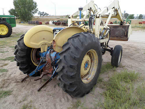 2n Ford Tractor Rims Used : Ford n farm tractor parts autos we
