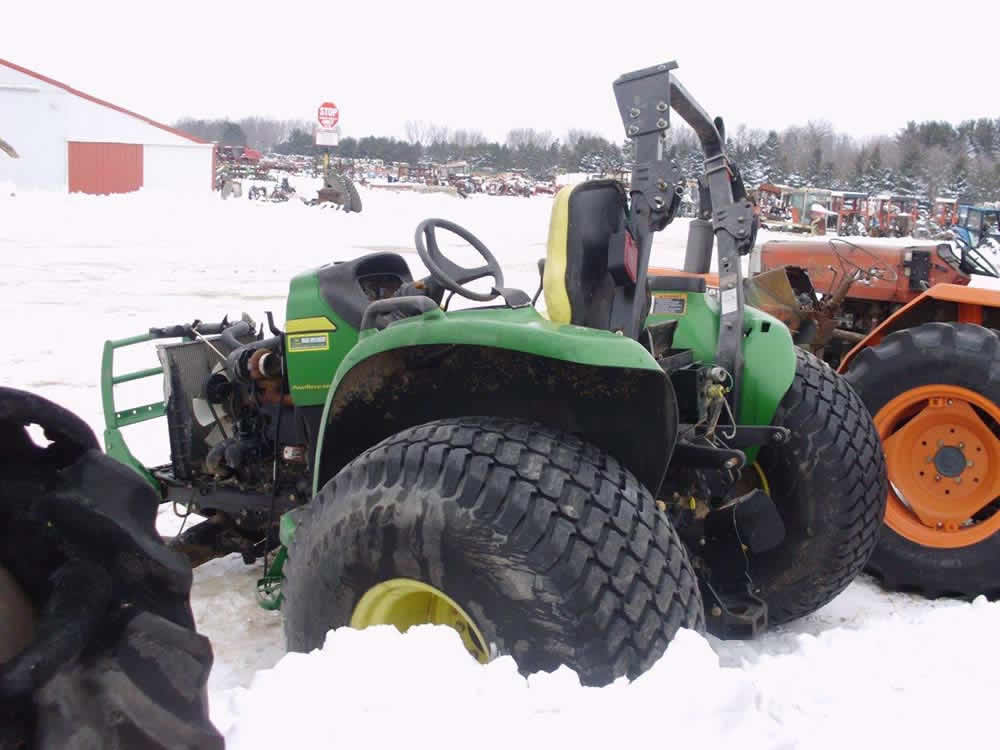 All Tractor Parts : Used john deere tractor parts eq all states